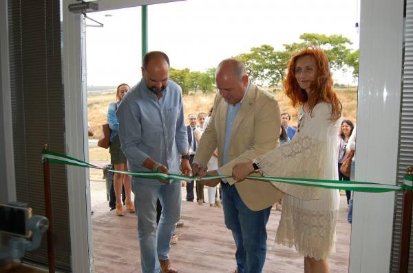 Inauguración oficina de turismo